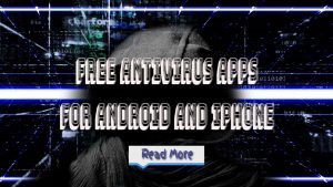 free antivirus apps
