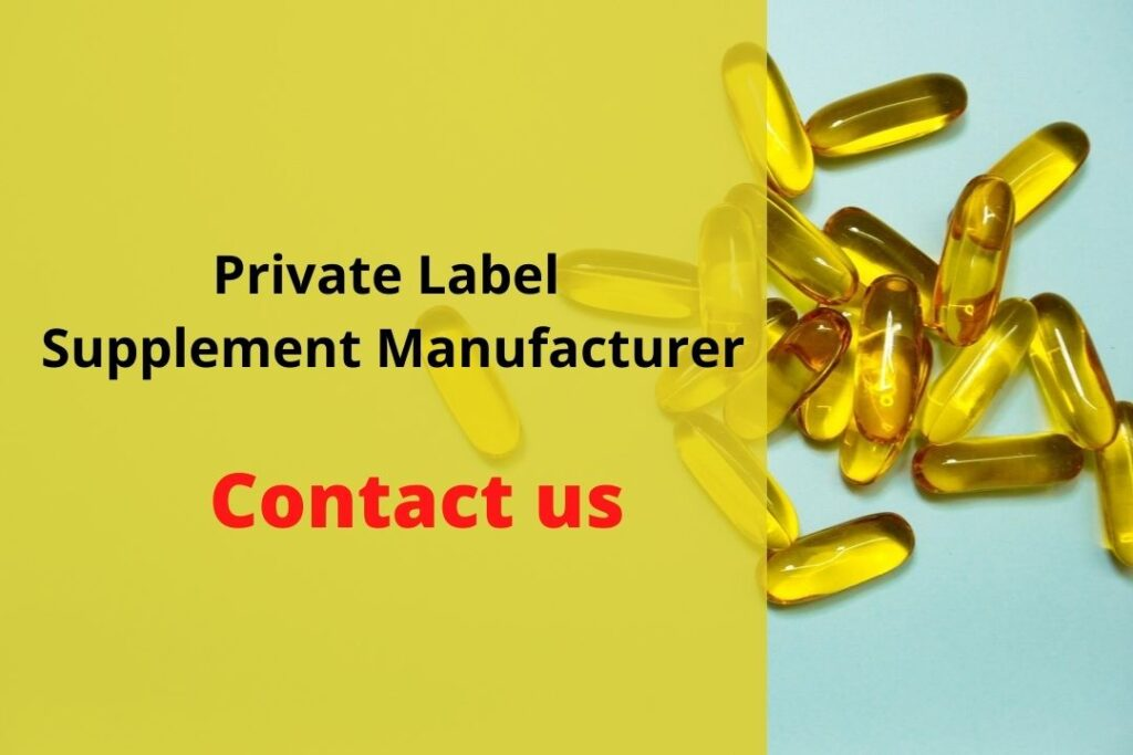 The Best Private Label Supplement Manufacturer in USA 2021